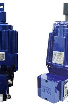 Elektrohydraulické odbržďovače EMG ELDRO