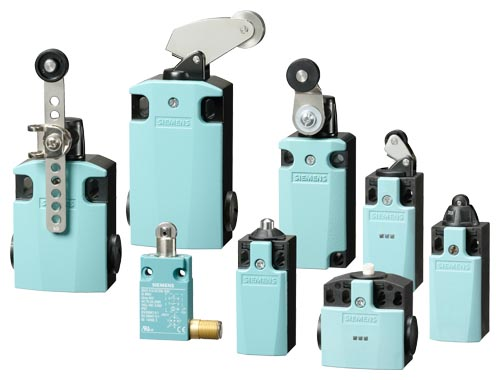 Limit Switches SIEMENS